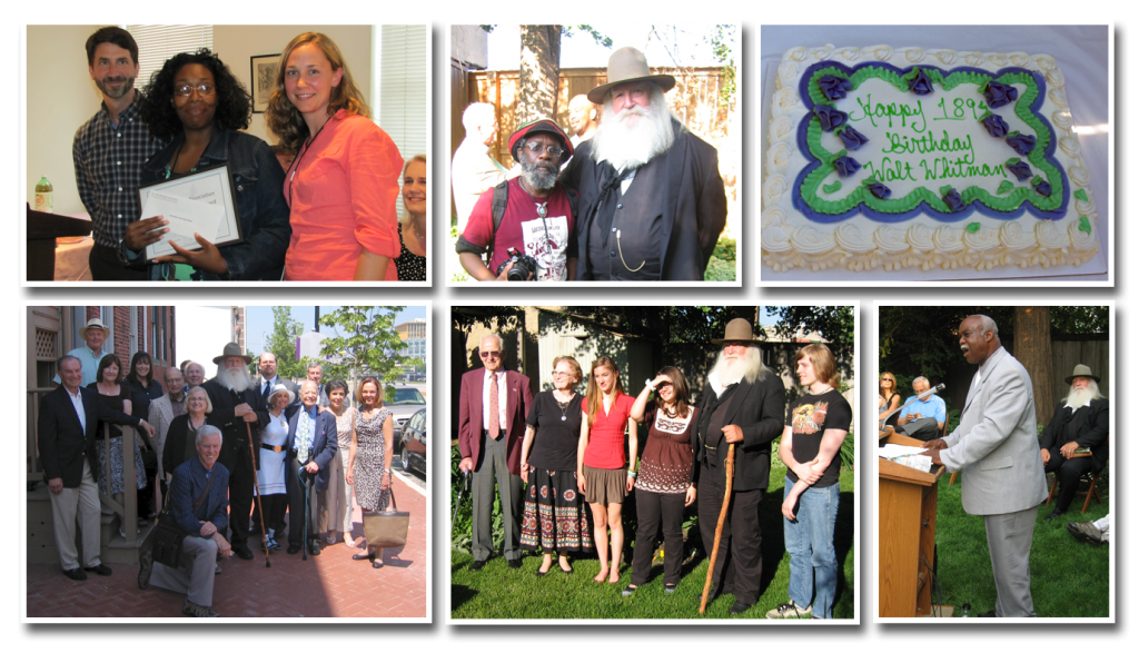 Walt Whitman Birthday Celebration